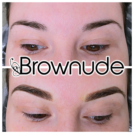 brownude before-after